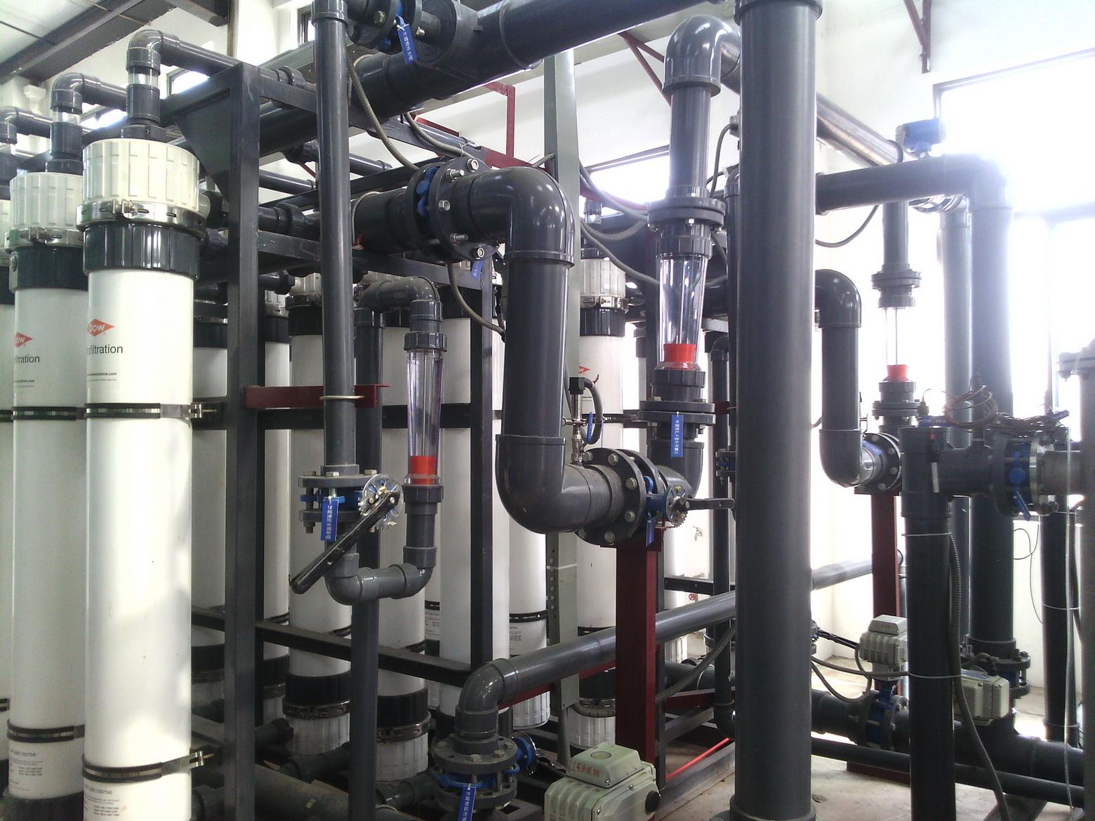 电厂化学水处理系统_电厂 | 工程业绩 | 四川溢阳环保设备技术工程有限公司